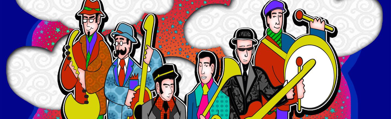 Slackers Summer of Big Tunes 2